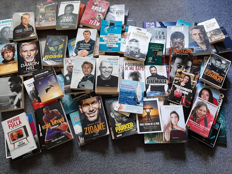 Biographies sportives