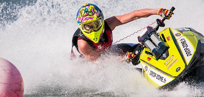 Interview Valentin Dardillat, pilote de jet-ski