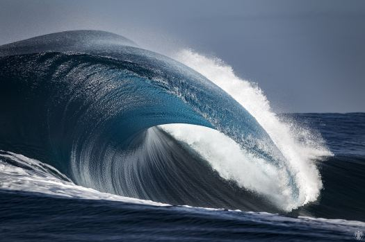 Ben Thouard photographie de vague