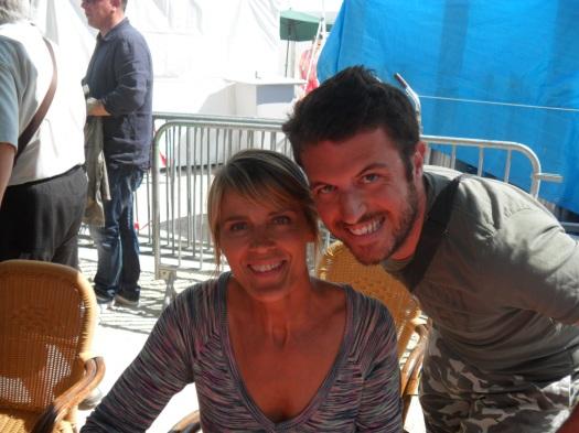 Avec Nathalie Simon