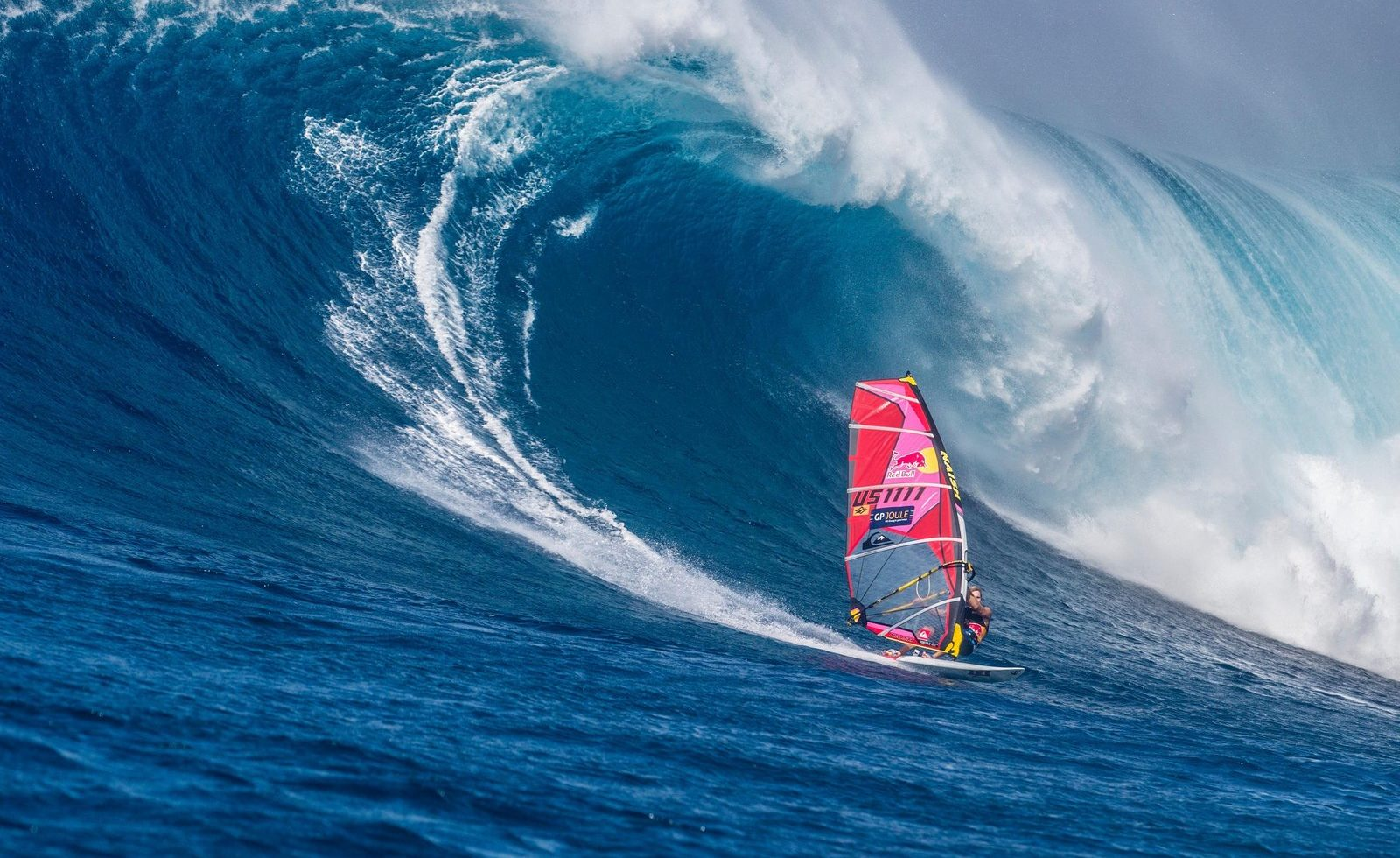 Robby Naish / Photo Richard Hallman