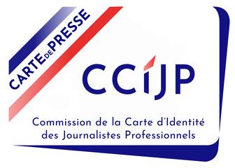 Logo CCIJP Carte de presse