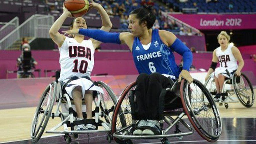 Jeux Paralympiques 2012 - Photo Leon Neal AFP