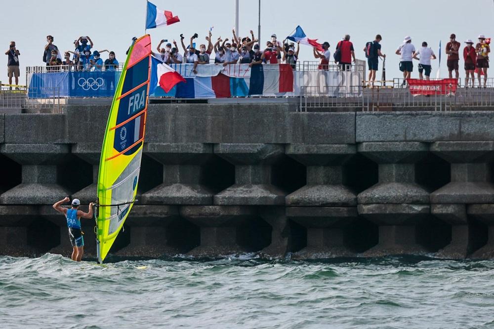 Thomas Goyard JO Tokyo 2020 / Photo Sailing Energy / World sailing